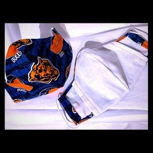 Accessories - Chicago Bears Face mask